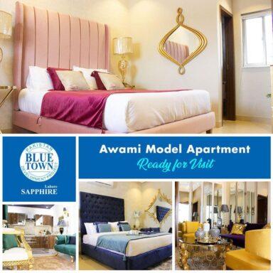Awami Model Apartments