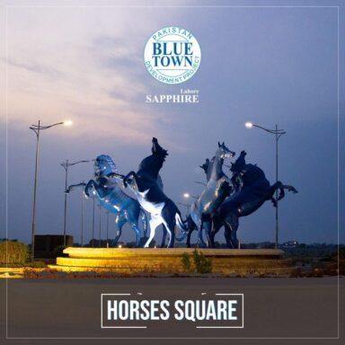 Horses Square