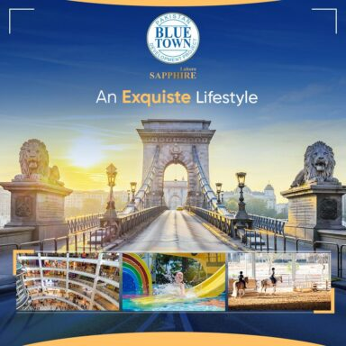 Blue Town Sapphire offers an exquisite lifestyle at affordable rates
