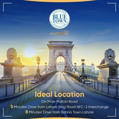Next Lifestyle Destination, has most ideal location