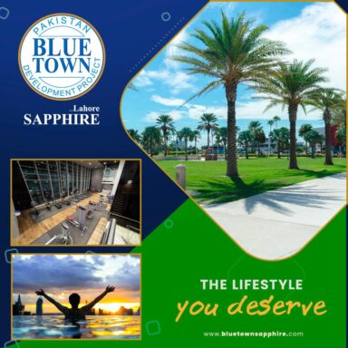 Blue Town Sapphire brings you the lifestyle you deserve with payment plan you can easily afford!