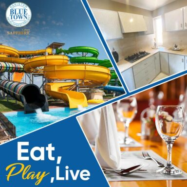 Eat, Play & Live Life to the Fullest at Blue Town Sapphire