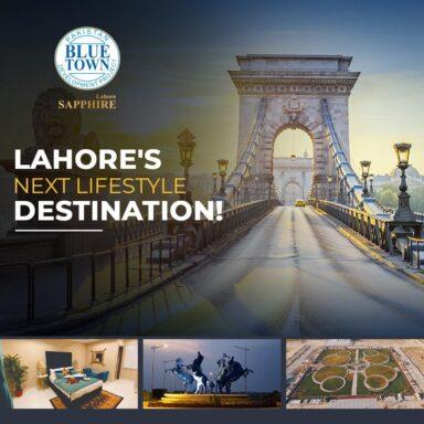 Lahore next lifestyle Destination