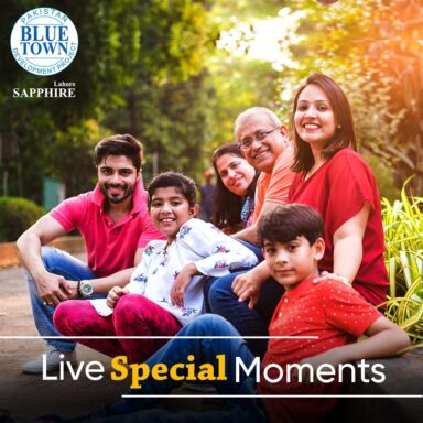 Live all the special moments of your life!