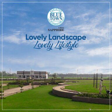 Lovely Landscape, Lovely Lifestyle!