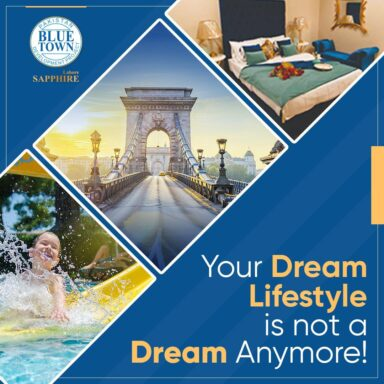 Your dream lifestyle is not a dream anymore!