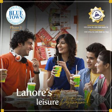 Lahore Next Leisure Destination
