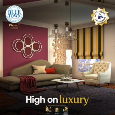 Offers you a Lifestyle High on Luxury yet within your Budget