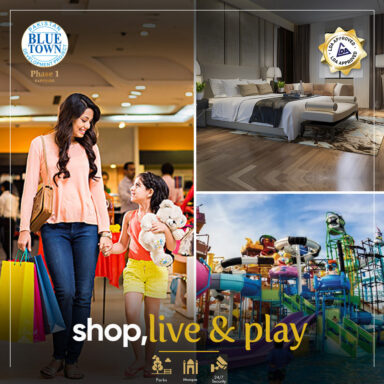 Shop, live & play!