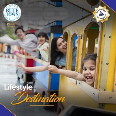 Blue Town Lahore Next Lifestyle Destination
