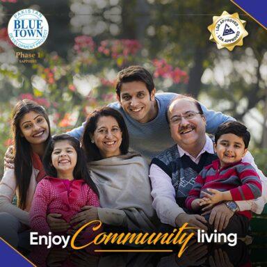 Enjoy a beautiful community living