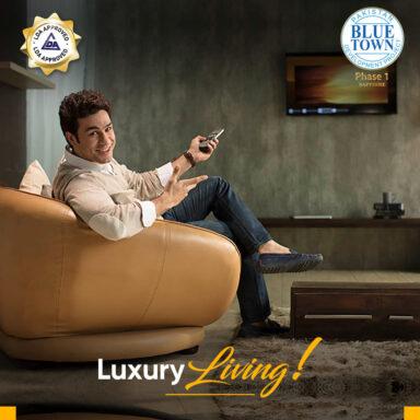 Enjoy luxury living at Blue Town