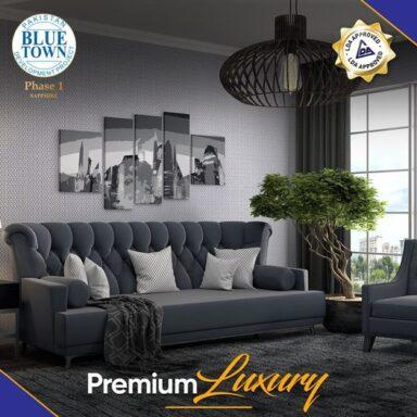 Enjoy premium luxury