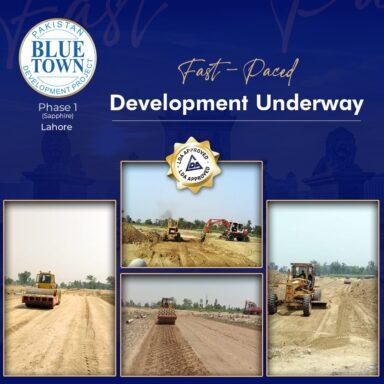 Fast-Paced Development Underway!