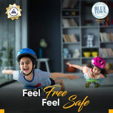 Feel Free Feel Safe
