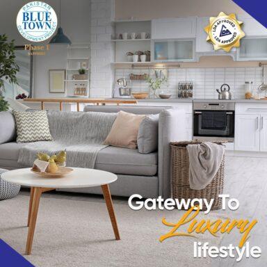 Gateway to a luxury lifestyle!