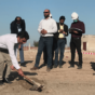 Groundbreaking Ceremony of first block of Awami Residential Complex