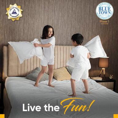 Live the fun!