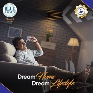 Dream home, dream lifestyle