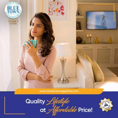 Quality lifestyle at affordable rates.