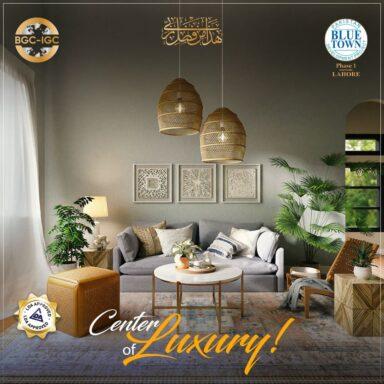 Center of Luxury