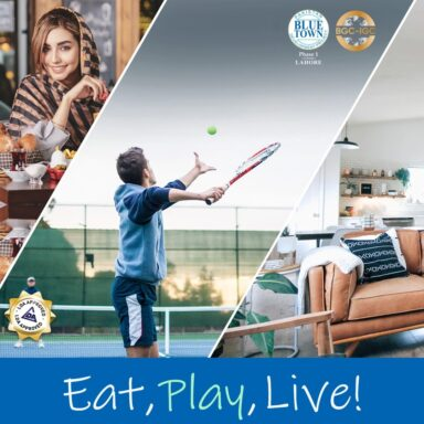 Eat, Play, Live