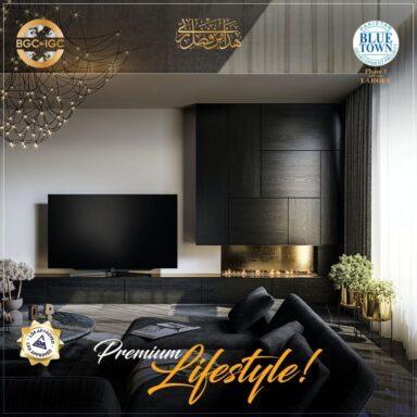 Enjoy a Premium Lifestyle