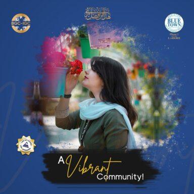 A Vibrant Community Lifestyle